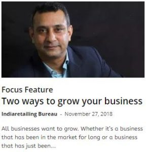 Two ways to grow your business